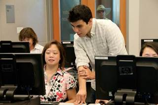 Get Involved Volunteer Image