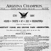 arizona newspapers photo