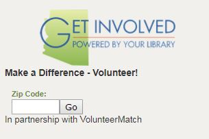 Volunteer Widget Image