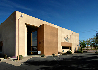 Photo of Arizona Talking Book Library Building